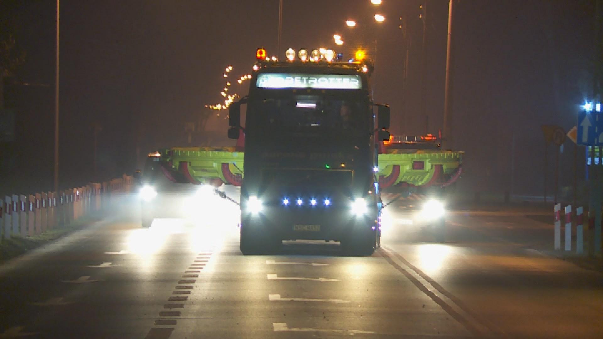 Megatransporty - seria 3